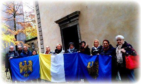 Lidrîs patriotichis furlanis de fiere di Sante Catarine a Udin