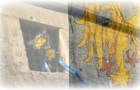 I furlani contra de 'l Coronavirus co ła bandera de 'l eroico Marco da Moruso