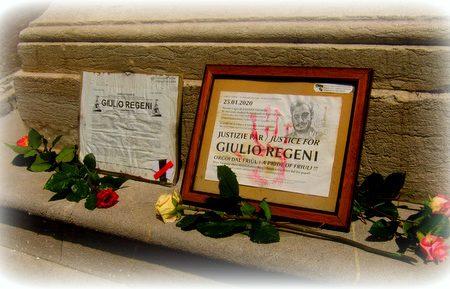 "Cuistion Regeni: ""Italie traditore!"""