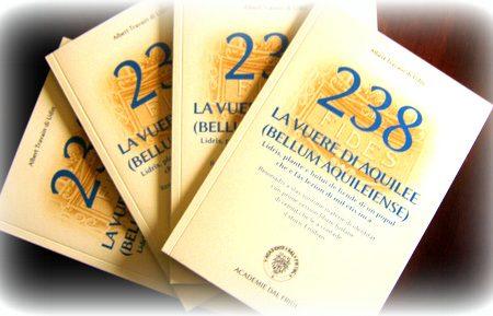 """Bellum Aquileiense"" in Friulian as identity book of Friuli and ""Aquileian"" Europe"