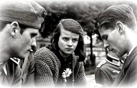 """Friaulische Erinnerung an die Jugendliche der """"Weißen Rose"""""""